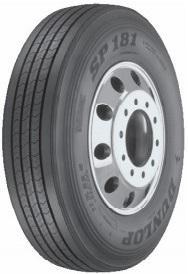 SP 181A Tires